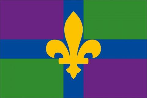 Voorthuizen vlag